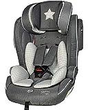 Osann Kindersitz Flux Isofix 9-36KG Grey Melange (Sarah Harrison Star)