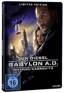 Babylon A. D. (Steelbook) [Limited Edition] [2 DVDs]