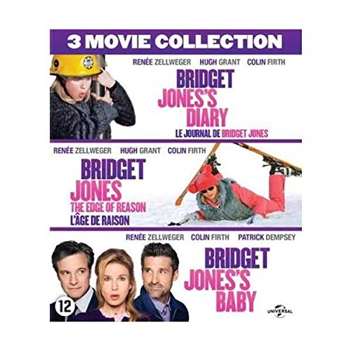 Bridget Jones - Coffret 3 Films [Blu Ray]