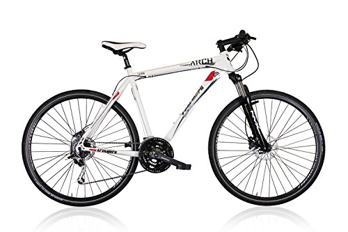 Tretwerk Arch 2.0 28 Zoll Crossbike Weiß (2015), 62