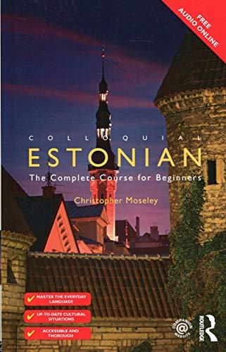 Colloquial Estonian (Colloquial Series) -