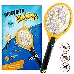 Zenoplige Fliegenklatsche,Insektenvernichter Moskito Zapper mit