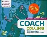 Coach College - 90 fiches pratiques pour un collège sans stress