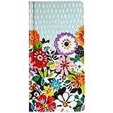 Collier Campbell–Libreta de direcciones diseño de flores