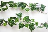 5 x Efeugirlande Efeu je ca. 160 cm Tischdekoration Kunstblumen Efeuranke