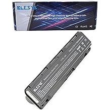 BLESYS 9 celle 6600mAh Batteria TOSHIBA PA5023U-1BRS PA5024U-1BRS PA5025U-1BRS PA5026U-1BRS PABAS259 PABAS260 PABAS261 PABAS262 sostituzione della batteria del computer portatile adatta TOSHIBA Satellite C800 C800D C805 C805D C840 C850 C850D C855 C870 C875 L800 L830 L840 L850 L870 M800 P800 P875D r945 S800 S850D S855D Il computer portatile
