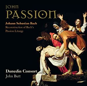 Johannes Passion Nach Bachs Pa