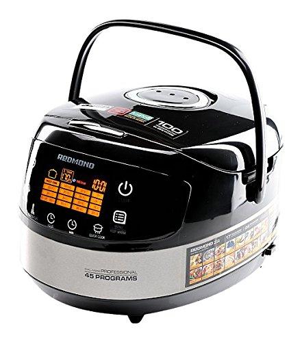 Multi Cocina Redmond EX-RMK de m911e (Inglés) 5l con para freír Sartén hr2206/80todo eléctrica