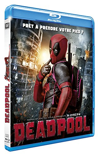 Image de Deadpool [Blu-ray + Digital HD]