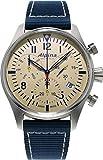 Alpina Geneve Startimer Pilot Quartz Chronograph AL-371BG4S6 Herrenchronograph