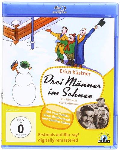 Bild von Drei Männer im Schnee [Blu-ray]