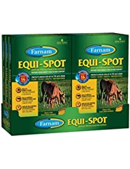 FARNAM HOME & GARDEN - Equi-Spot Fly Control For Horses, 6-Week Supply
