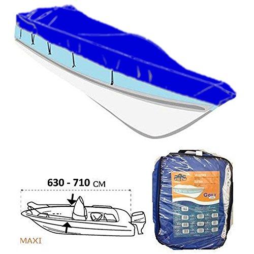 TREM COVY 600 Denier Boat Cover XXL For Boat length 20ft 8