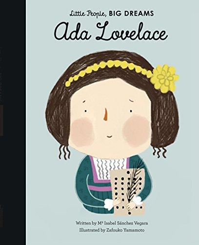 Ada Lovelace par Isabel Sanchez Vegara