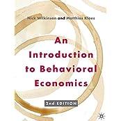 An Introduction to Behavioral Economics
