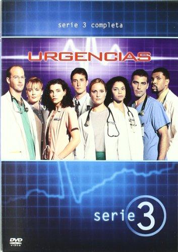 Urgencias. Serie 3 [DVD]