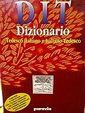 Image de DIT. Dizionario tedesco-italiano, italiano-tedesco