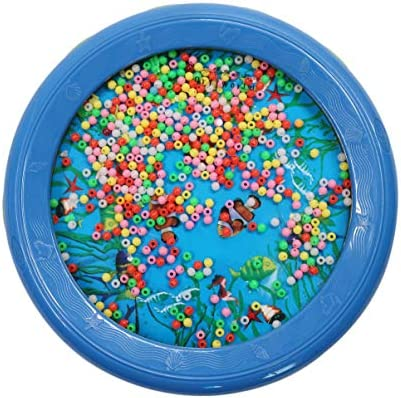 JullyeleFRgant Fashionable LYH18P Ocean Wave Bead Drum Sea Sea Sea Sound Musical Educational Toys Attract Attention Learning Toys for Gift | économie  87738b