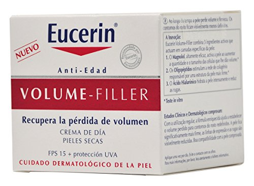 Eucerin Volume-Filler Crema Día Piel Seca - 50 ml