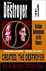 Created, the Destroyer by Warren Murphy (2002-12-13)