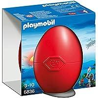 Playmobil Huevos - Caballero del dragón (6836)