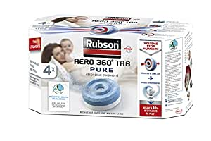 rubson aero 360 refills for pure absorber. Black Bedroom Furniture Sets. Home Design Ideas
