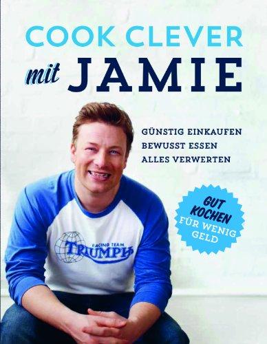 Buchseite und Rezensionen zu 'Cook clever mit Jamie' von Jamie Oliver