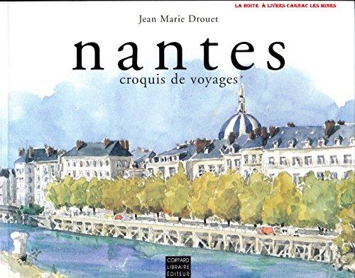 Nantes, croquis de voyages