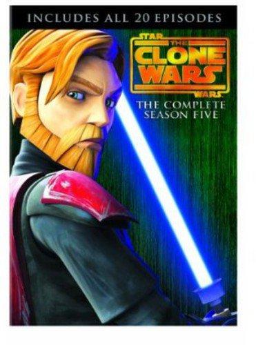 Star Wars-Clone Wars: Season 5 [DVD] [Import]