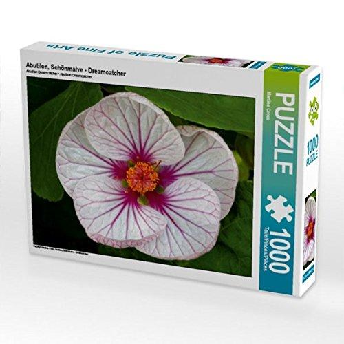 Preisvergleich Produktbild Abutilon,  Schönmalve - Dreamcatcher 1000 Teile Puzzle quer