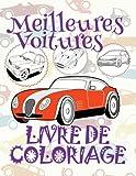 Best Livres 5 ans Olds - Meilleures Voitures Livres de Coloriage: ✎ Best Cars Review