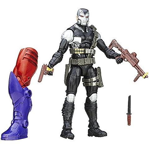 Marvel Legends: Capitán América Mercenarios de Mayhem - Demolición Figura Action Man