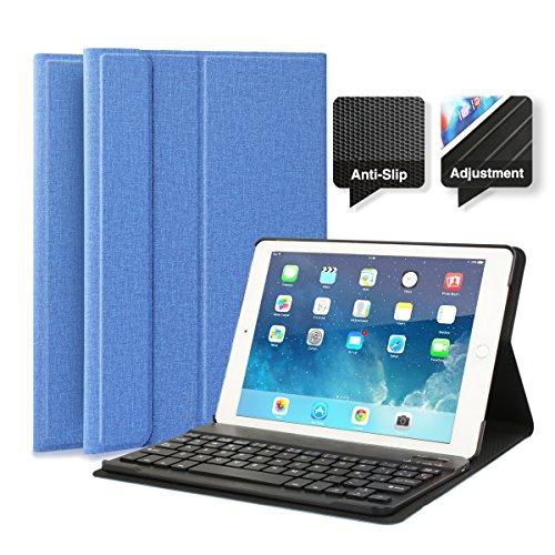 IPad Air iPad Air 2 Pro9.7 Funda Teclado Bluetooth