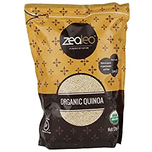 Zealeo Organic Quinoa, 1kg