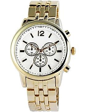 Asos Damen-Armbanduhr Analog Quarz verschiedene Materialien 100402000011
