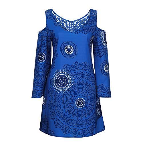 Kleid Weiß Baby Blusenkleid Damen Sommer Blau Vintage Kleid Langsamt Kleiderbügel Kleid Altrosa...