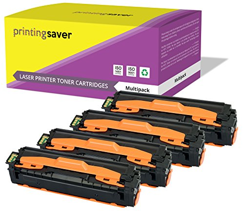 Preisvergleich Produktbild SET von kompatible Toner fur SAMSUNG CLP-415N, CLP-415NW, CLX-4195FN, CLX-4195N, CLX-4195FW, Xpress C1810W, C1860FN, C1860FW drucker