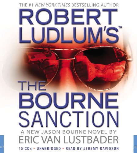 Robert Ludlum's the Bourne Sanction (CD/SPOKEN WORD)