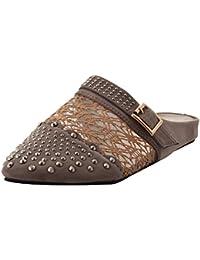 Mehak Chawla Women's Leather Sandals