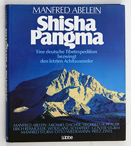 Preisvergleich Produktbild Shisha Pangma