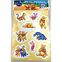 Disney Winnie The Pooh 3D Stickers Tigger Poo Bear Teddy Bear Piglet Eeyore Pattern 2