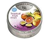 #5: Cavendish & Harvey Sugar free Tropical Fruit Drops, 175g