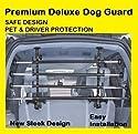 SsangYong Rexton W Premium DeLuxe Hund Pet Guard Barriere