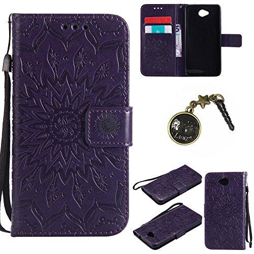 Preisvergleich Produktbild PU Silikon Schutzhülle Handyhülle Painted pc case cover hülle Handy-Fall-Haut Shell Abdeckungen für Nokia lumia 650 N650 +Staubstecker (1GG)