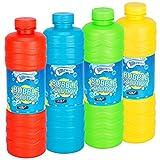 Best Bubble Solutions - 945ml / 32oz Child Safe Giant Bubbles Solution Review