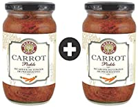 Organic Nation Carrot Pickle Pack of 2