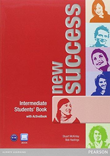 New success international intermediate. Con e-book. Con espansione online. Per le Scuole superiori