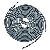 Knixmax Lacets Ronds - indéchirables - Nylon et polyester - 6 couleurs, 5 longueurs, 90-150 cm