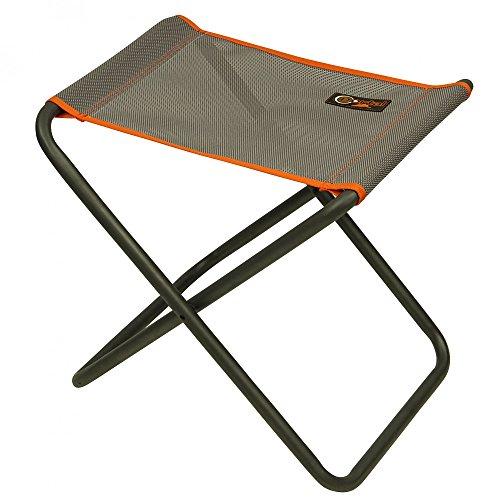 Portal Kim Textilene Campinghocker Alu Falthocker Klapphocker robust + leicht