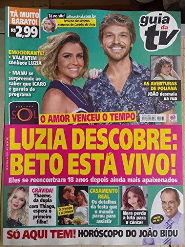 Revista Guia da TV nº 582-25/05/2018